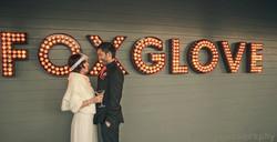 Wellington foxglove wedding