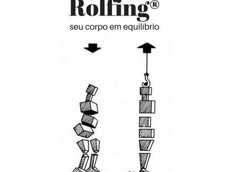 Você sabe o que é Rolfing® Integração Estrutural?