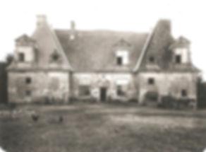Le Manoir de Vonnes à l'état de ferme de 1822 à 1939