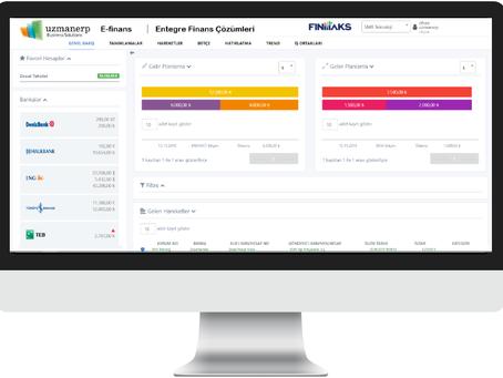 e-Finans Entegre Finans Sistemi