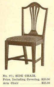 B13015Side Chair