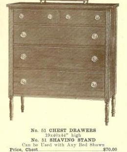 GFS- B13144 Chest Drawers