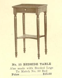 C13152 Bedside Table