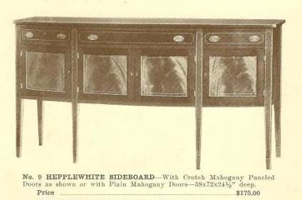 GFS- A13007 Hepplewhite Sideboard