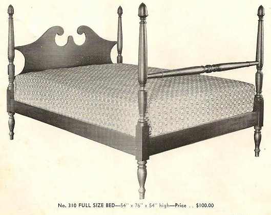 GFS- A13209 King Size Bed