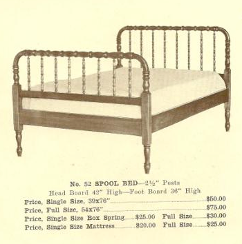 GFS- B13154 Spool Bed - Dbl