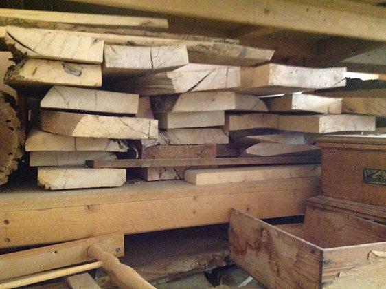 Sawn & Dried Wood