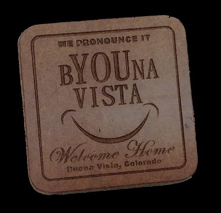 "GFSR66 ""BYOUNA"" Vista Coaster (Single)"