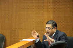 Dr. Hassan Bashir at ILAC 2018