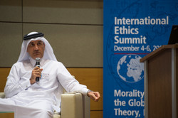 Dr. Mohammed Yousef Al-Mulla (Managing Director and CEO of Qatar Petrochemical Company)