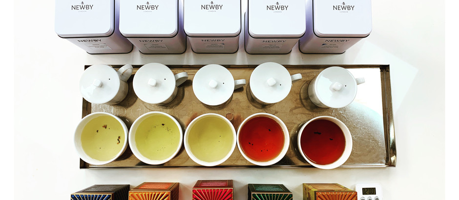 JW Marriott x Newby Teas x blank canvas collective