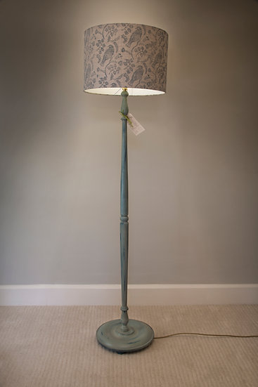 Blue Bird Standard Lamp