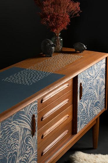 Mid-century Fermoie Sideboard