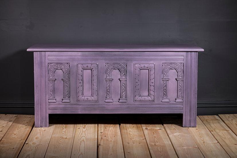 Oak Priory Bedding Box
