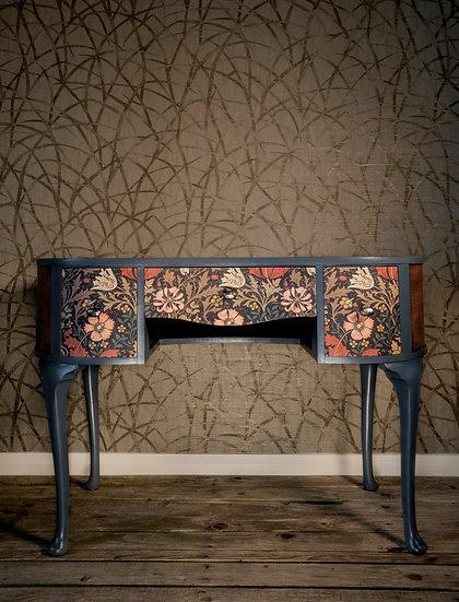 The Morris Oak Dressing Table