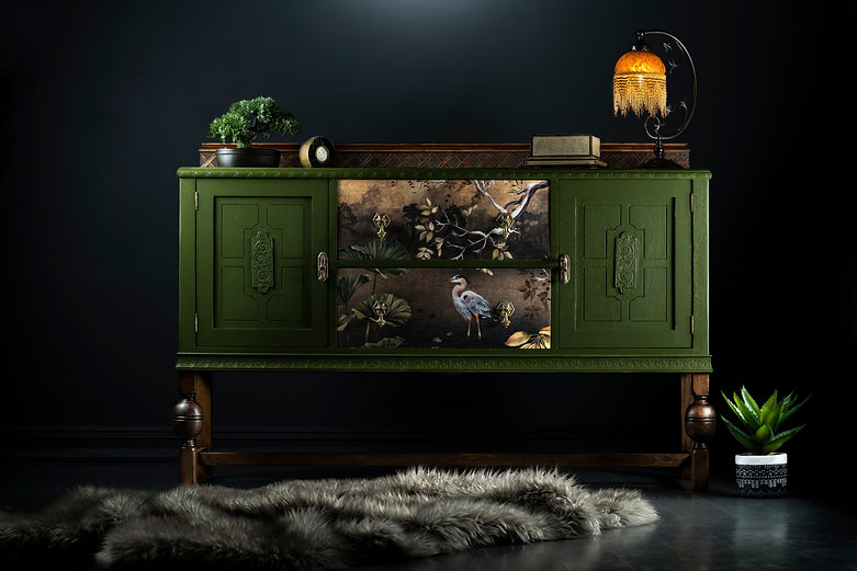 Carved Green Avalana Sideboard.jpg