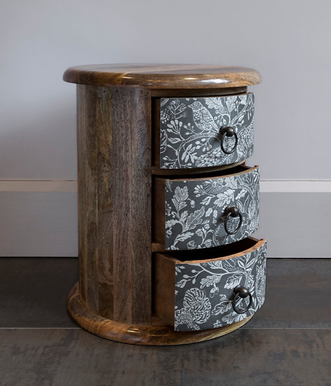 Woodland Fabric Chest of Drawers