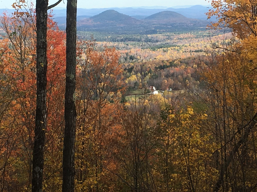View from Gore Mountain