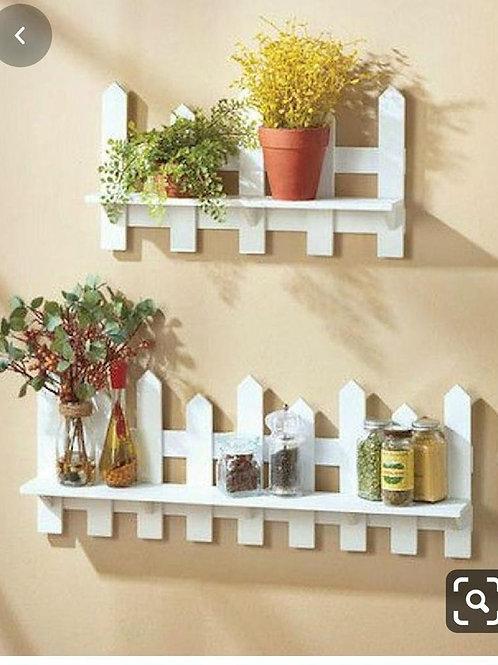 Picket Shelves - 2 Feet