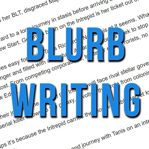 The Right Blurb for Your Book