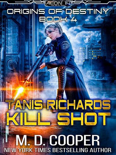 Tanis Richards: Kill Shot