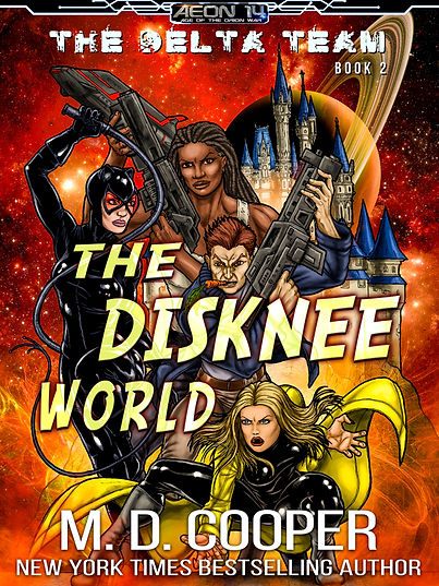 The Disknee World