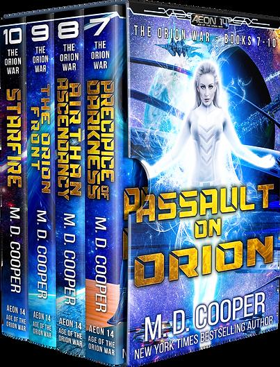 Assault on Orion