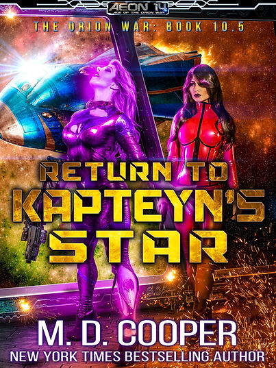 Return to Kapteyn's Star