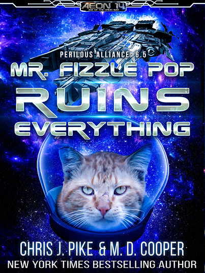 Mr. Fizzle Pop Ruins Everything