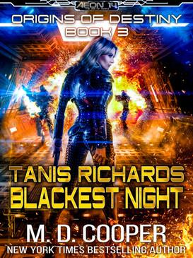 Tanis Richards: Blackest Night