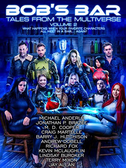 BOB's Bar: Tales for the Multiverse Book 2