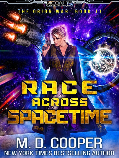 Race Across Space Time