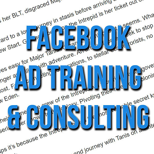 Facebook Ads Training & Consulting