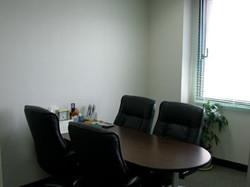 やましな司法書士事務所・行政書士事務所室内