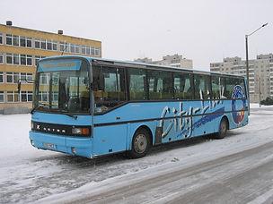 Reval-Reisid OÜ esimene buss