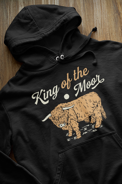 King of the Moor Unisex Hooded Sweatshirt