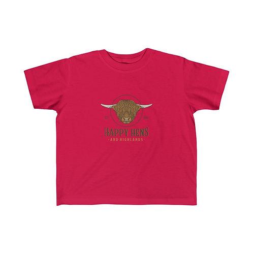 New Logo Kid's Jersey Tee