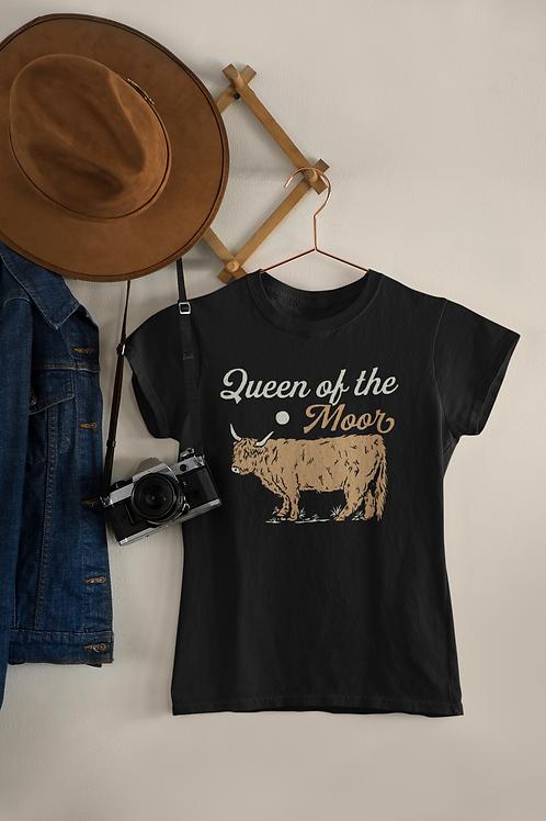 Women's T Queen of the Moor