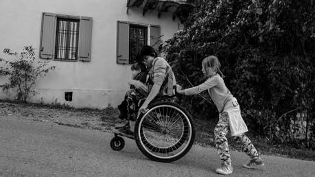Julie & Hamou, la vie de famille