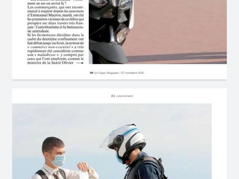 Le Figaro Magazine 27 Novembre 2020