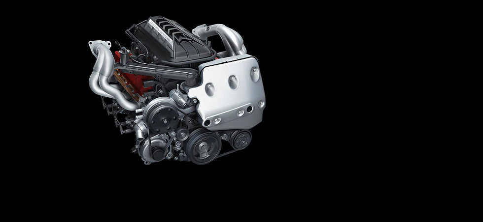 Chevrolet-Corvette-C8-engine