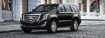 Escalade Exterior Color 1