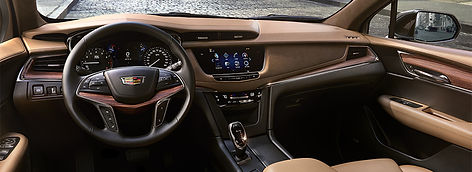 XT5 Interior Color B1 Maple Sugar