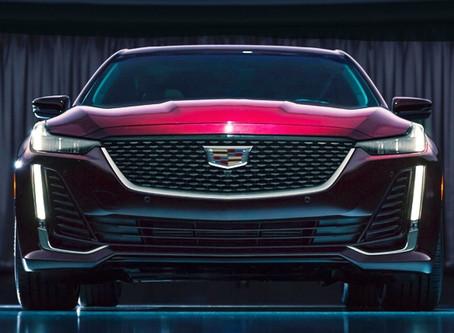 Новият Cadillac CT5 ще замени досегашните ATS както и CTS