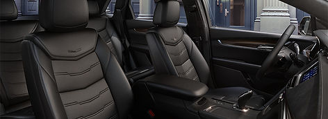 XT5 Interior Color A2 Jet Black