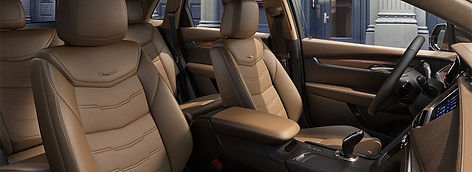 XT5 Interior Color B2 Maple Sugar