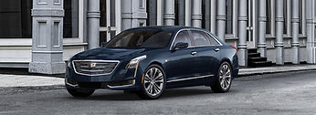 CT6 Dark Adriatic Blue Metallic