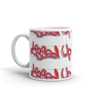 tagged up Mug