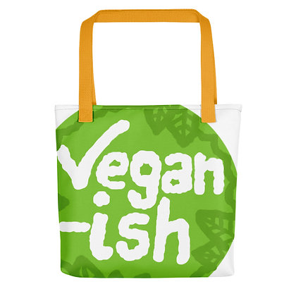 vegan-ish Tote bag