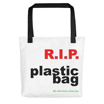 RIP plastic bags